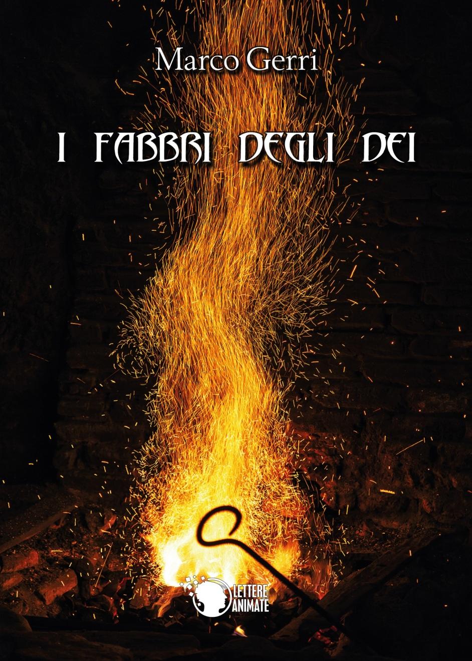 Cover I fabbri degli dei - Marco Gerri.jpg
