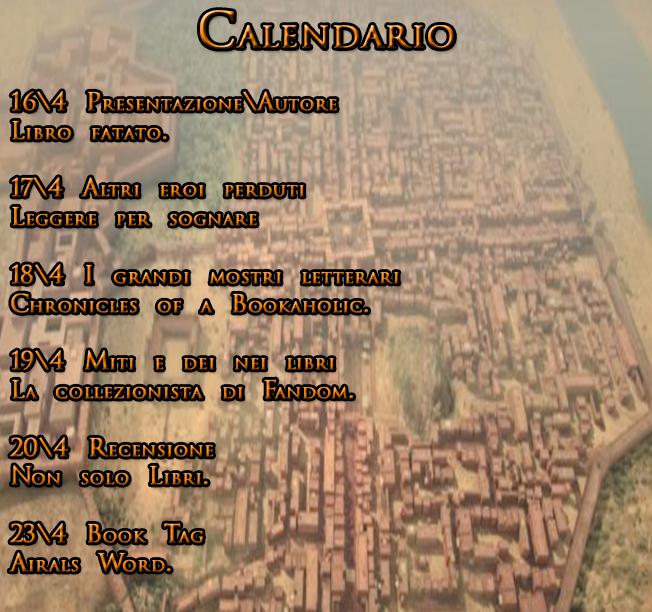 Calendario Eroi