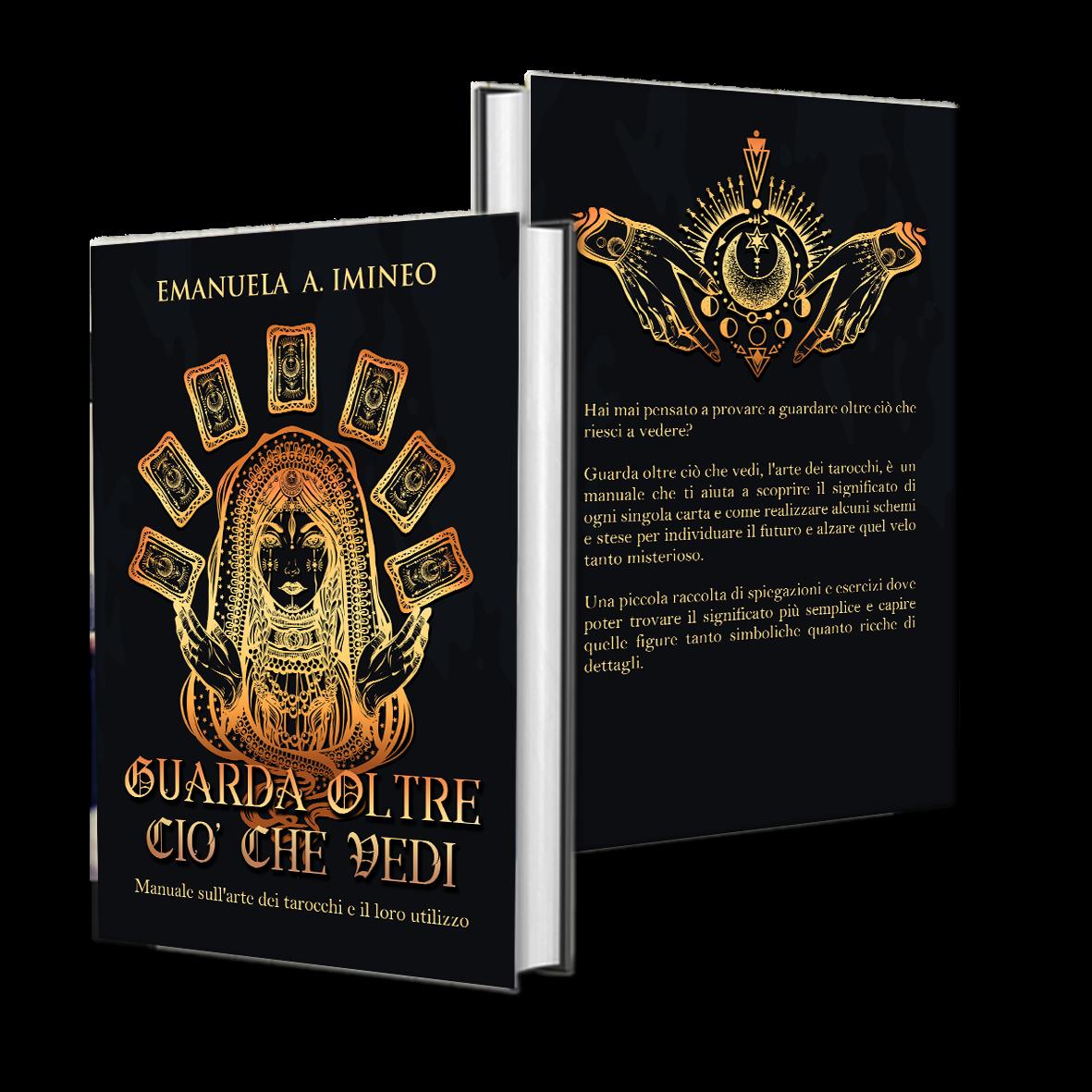Libri di cristallo: Cover Reveal | 'Guarda oltre ciò che vedi' di ...
